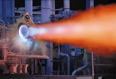 RL60 Next Generation Rocket Engine Picture