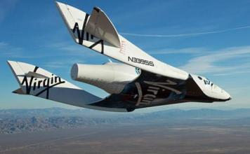 Virgin Galactic Enterprise Picture