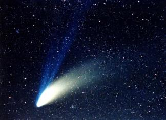 Hale-Bopp Comet Picture