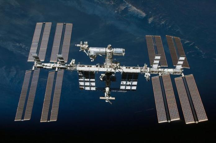 International Space Station is the largest space station