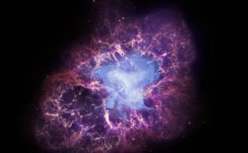 Crab Nebula Picture