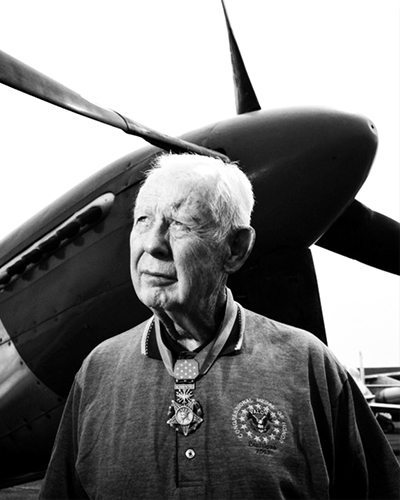 Bernie Fisher - Medal of Honor Winner