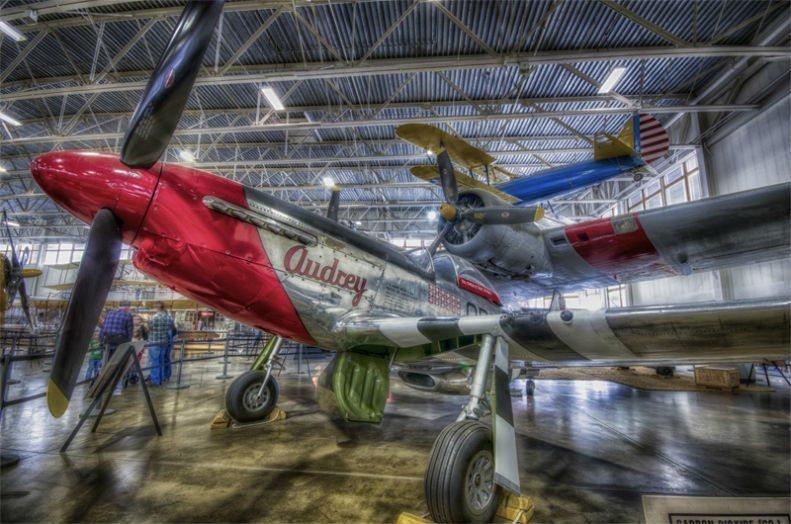 "P-51D ""Mustang"""
