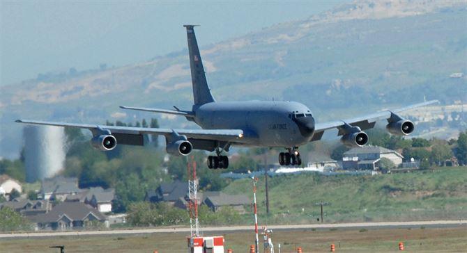 """KC-135E """"Stratotanker"""