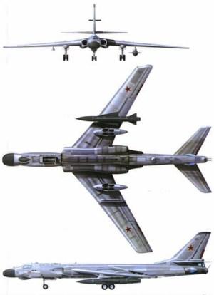 Aerospaceweb | Aircraft Museum  Tu16 'Badger' Pictures