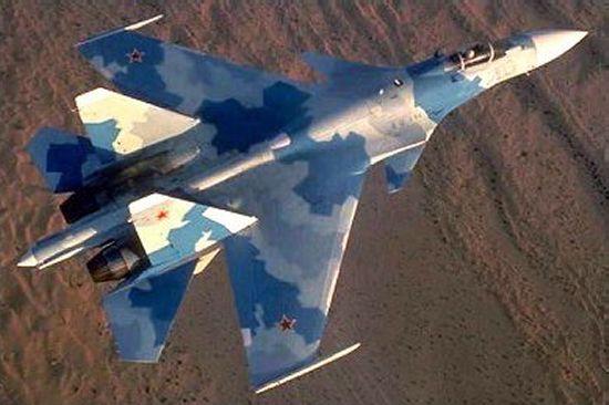 SU-35 (http://www.aerospaceweb.org)