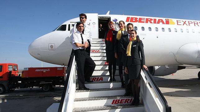 Convocatoria abierta en Iberia Express