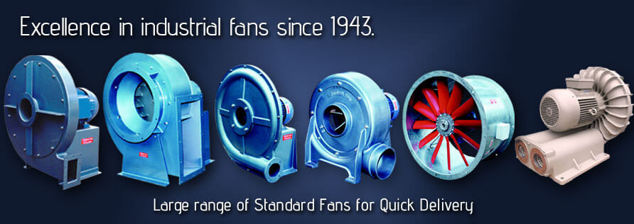 aerotech fans excellence in