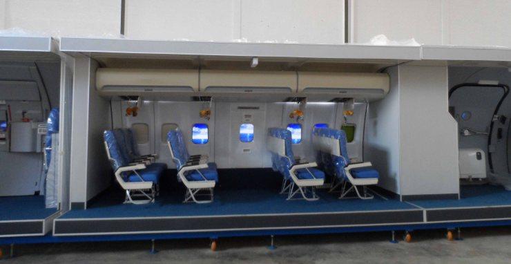 cabin training device 3