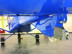 L'A-22L2 autorisé remorquage
