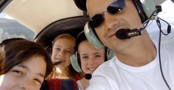 Séjours aéronautiques pour les 7-14 ans
