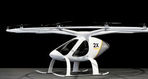 Le Volocopter 2X pour e-Volo