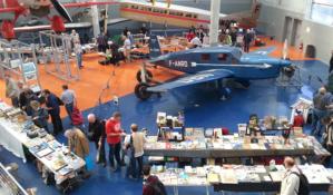 Aéropuces et ateliers de restauration au Bourget