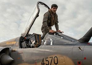 Mirage F-1 dans le conflit Irak-Iran