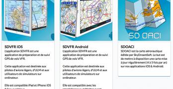 Evolutions pour l'application SDVFR