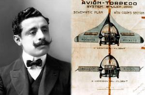 Le premier moteur fusée à liquides testé à Paris ?