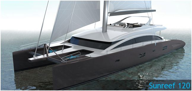 New 120 Sunreef Catamarans Sunreef Catamaran Dealer