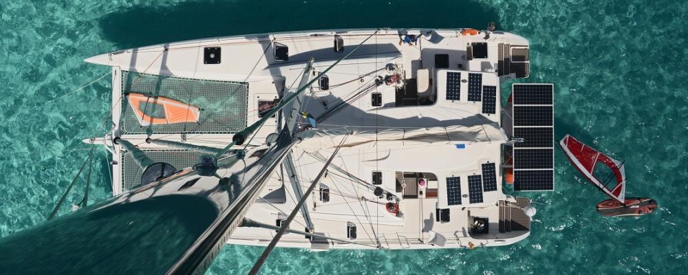 Outremer Catamaran
