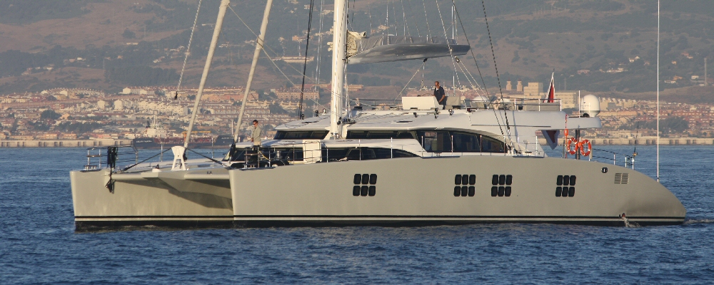 Sunreef 102 Catamaran