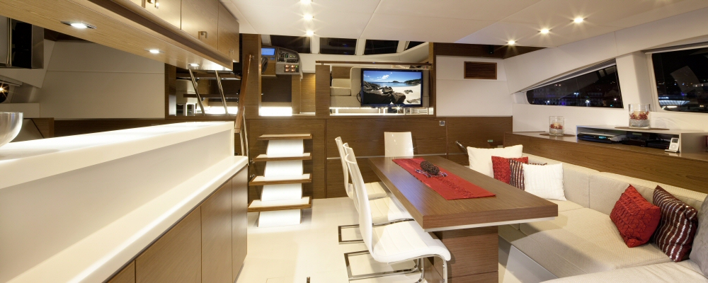 70′ Sunreef Power catamaran