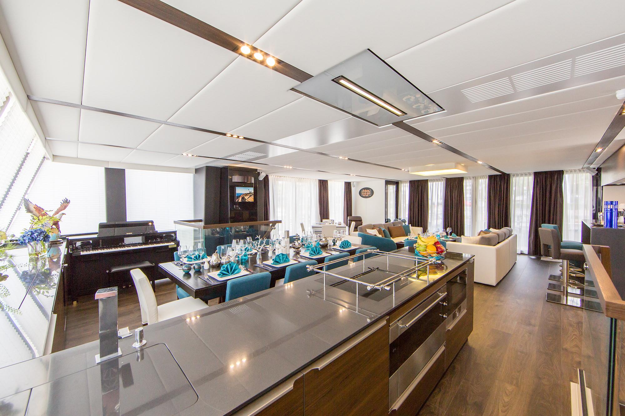 68 Sunreef Yacht Supreme 68 Superyacht Luxury