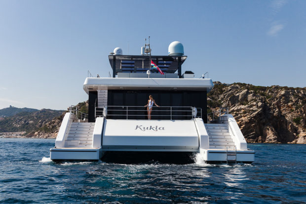 Sunreef Yacht SUPREME 68 Power catamaran