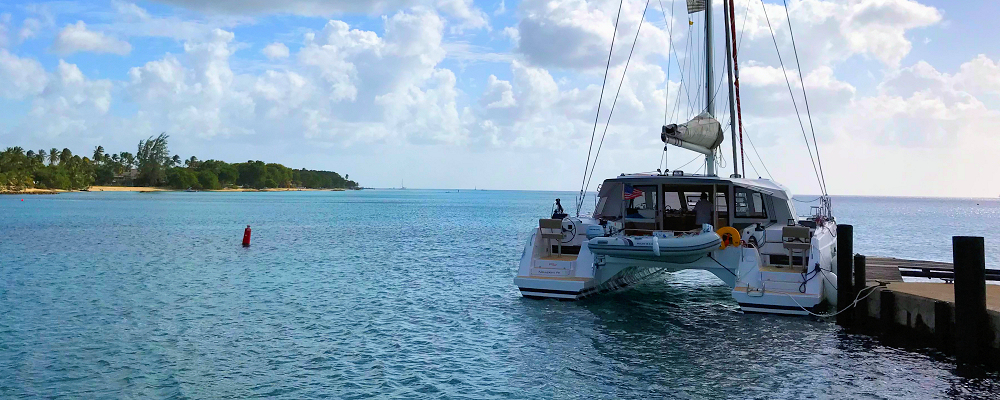Grenadines Sailing catamaran charters