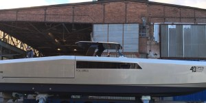 Sunreef Yacht Power 40 catamaran