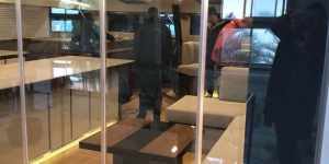 McConaghy 50 multihull MC50 catamaran 1d Glass Doors
