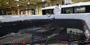 McConaghy 50 multihull MC50 catamaran
