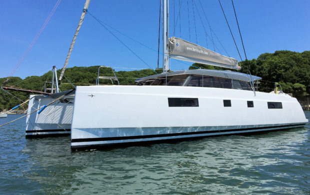 FLO Nautitech 46 Open in New York