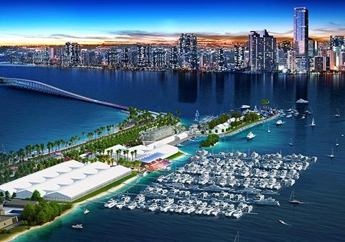 McConaghy Boats at Miami Boat Show 2019 Aeroyacht