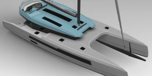 McConaghy 68 catamaran