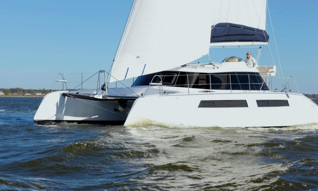 Alpha 42 catamaran for sale Ft Lauderdale