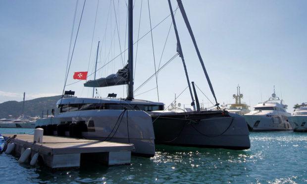 McConaghy Multihull Test Sail Event Aeroyacht