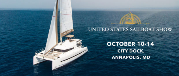 Aeroyacht at Annapolis Boat Show 2019