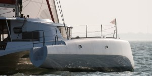 Neel 45 Evolution trimaran (1) sailing photos