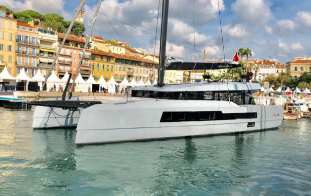 McConaghy 60 multihull in Cannes