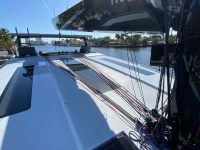 McConaghy 60 multihull by Aeroyacht at Miami Boat Show 2020