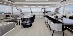 Sunreef 80 power catamaran photo