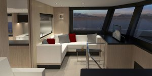 LEEN 56 Power Trimaran- Aeroyacht Multihull Specialists