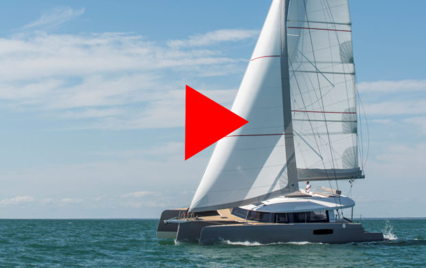 Neel 51 trimaran video walkthrough by Aeroyacht