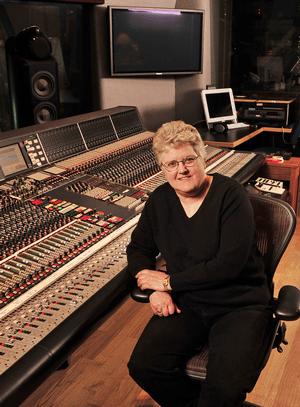 Producer Leslie Ann Jones