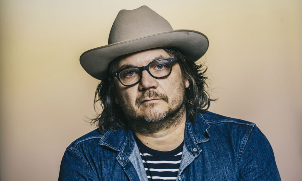 Jeff Tweedy, líder do Wilco e escritor