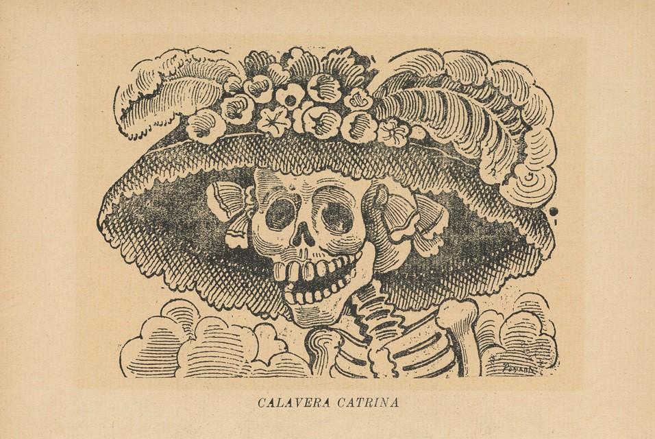 Calavera Catrina, Artist José Guadalupe Posada