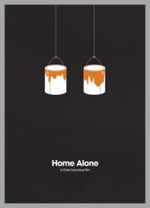 home alone minimalist