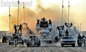Mad Max: Fury Road (2015) from Entertainment Weekly