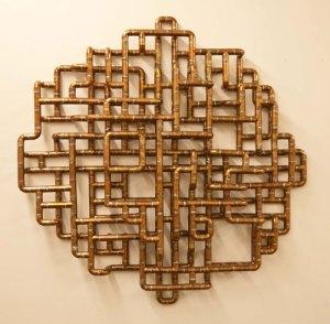copper tube art 2