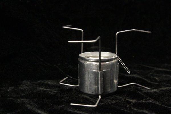 Minimalist Alcohol Stove by Kenzy O'neill