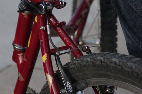 Swing Bike by Brendan Lee